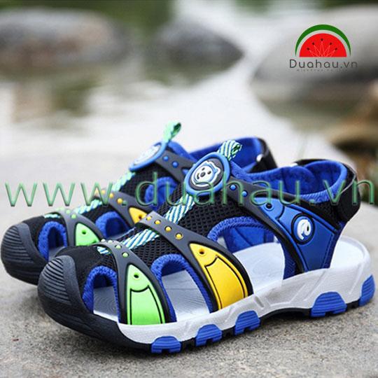 Sandal Bé trai - Blue