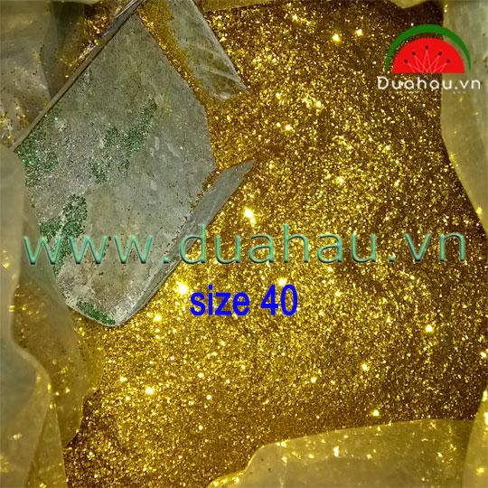 Kim tuyến Vàng đồng 40