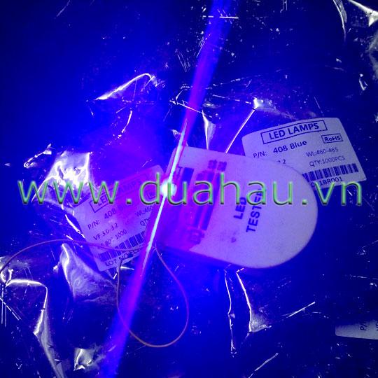 LED đầu dù 5mm Xanh dương