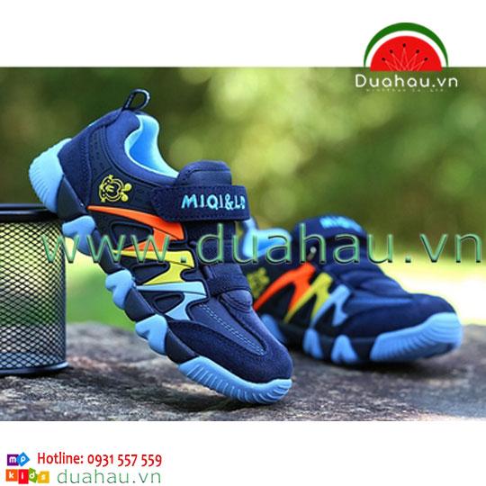 Giày Bata bé Trai - Blue