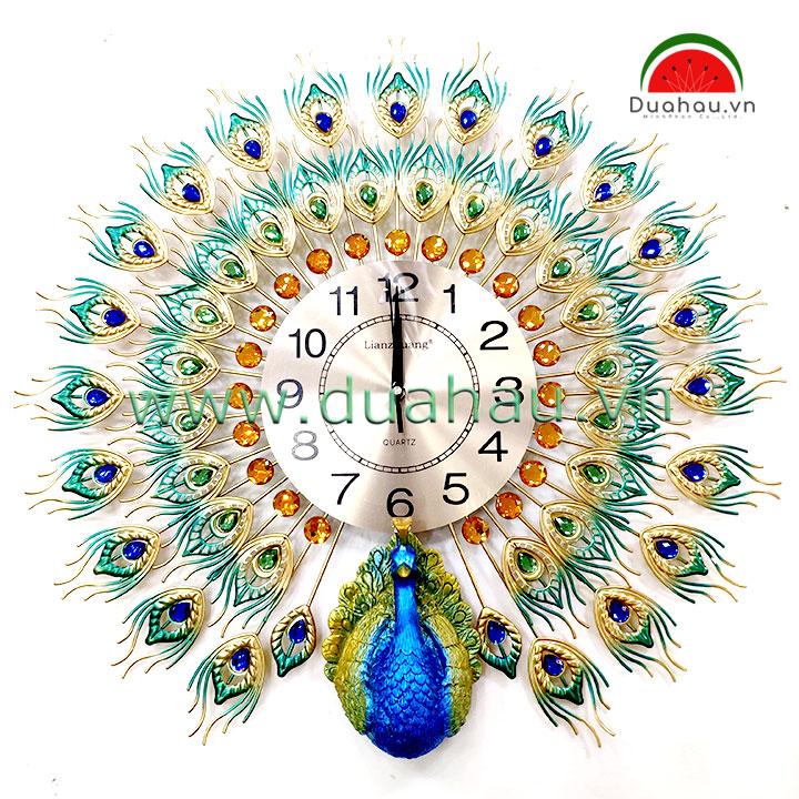 Đồng Hồ 60D11 KHỔNG TƯỚC 60x63cm