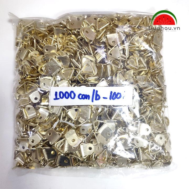 Móc Treo 1 Lỗ NHÍ GOLD - 1 bịch 1000 con